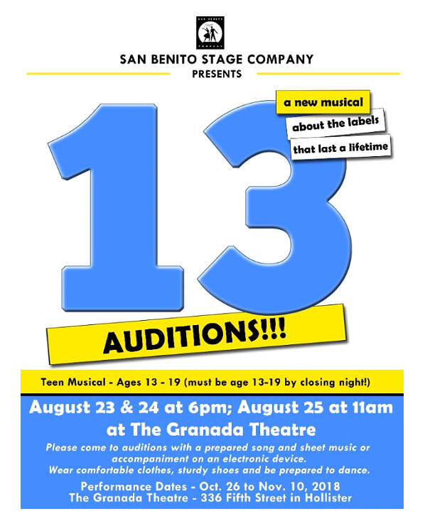13auditions